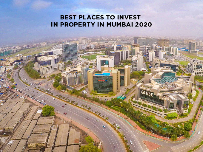 The best places to invest in property in Mumbai 2020