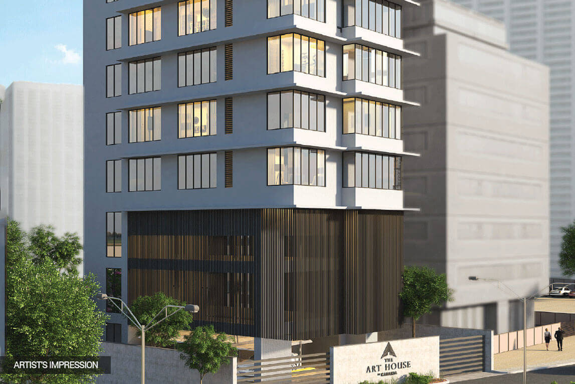 Kanakia The Art House - Ongoing Residential Project Juhu