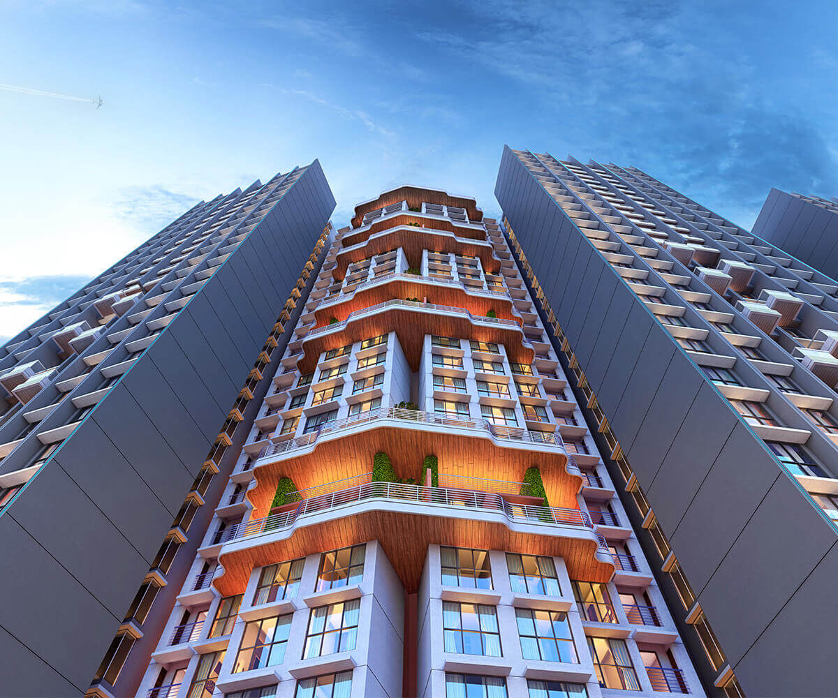 Kanakia Future City - Ongoing Residential Project Powai