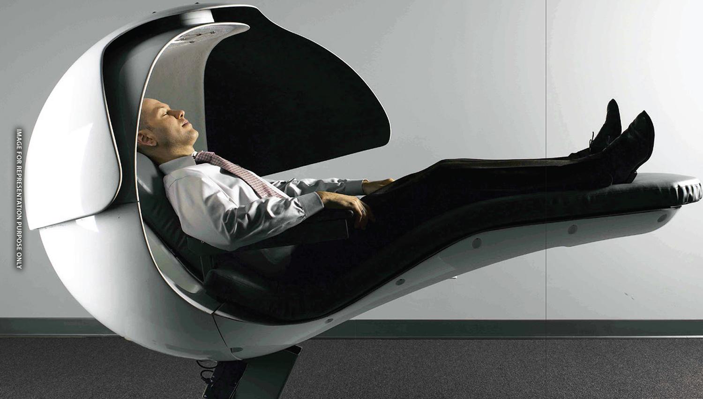 Sleeping Pod