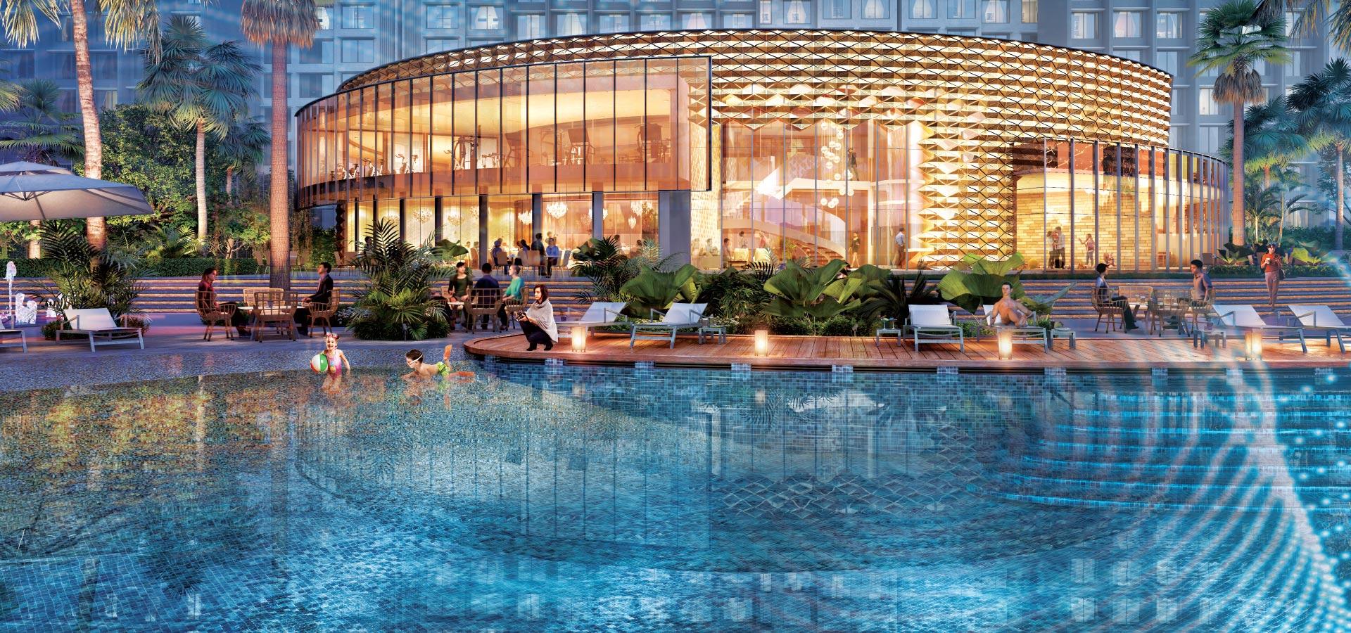 kanakia Future City